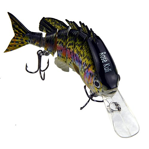Best fishing lures fishing equipment reviewed and compared for Trout fishing lures