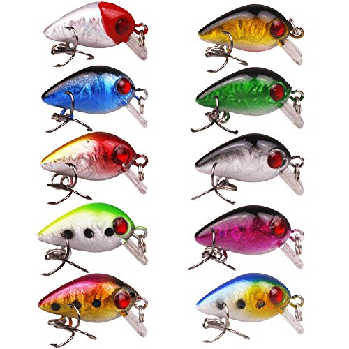 best fishing lures | fishing equipment reviewed and compared, Hard Baits