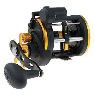 Penn Squall Level Wind Reel SQL50LW