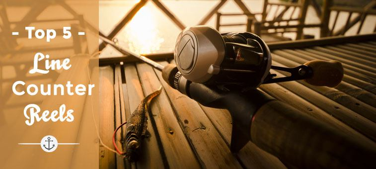 top rated line counter reels